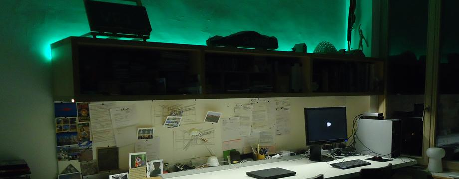Bureauverlichting Ward