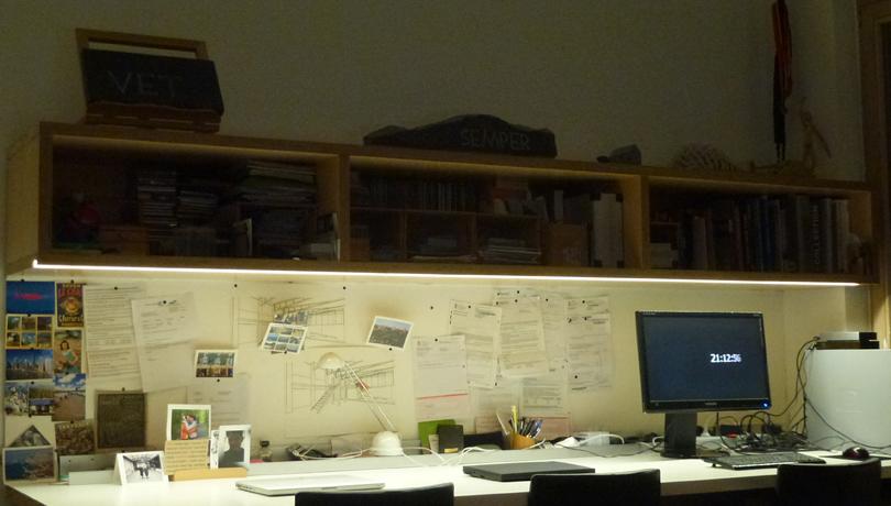 Home-office Lagrain architectuur