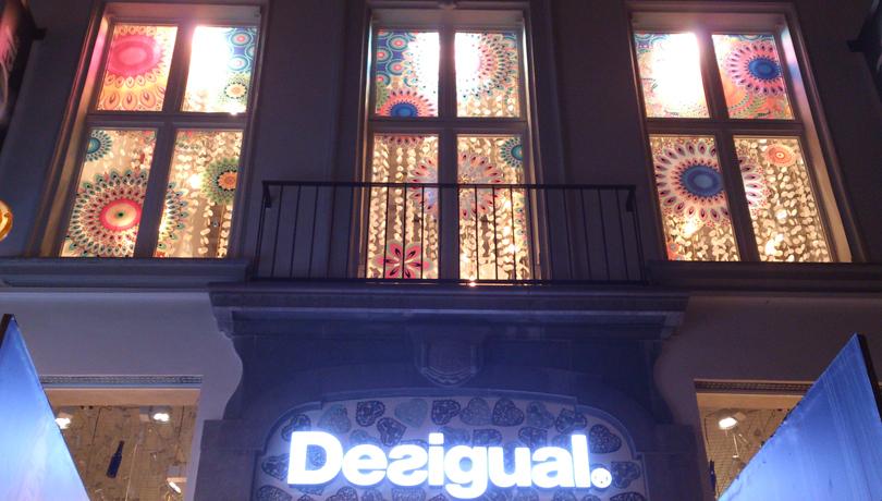 Desigual Antwerpen-Meir